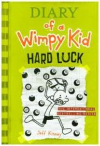 Diary of a Wimpy Kid 08. Hard Luck