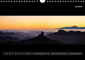 Wasilewski, M: Weitblicke - Panoramen (Wandkalender 2015 DIN