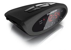 Thomson Radiowecker CR40, schwarz