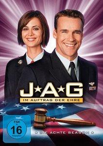 JAG: Im Auftrag der Ehre - Season 8 (5 Discs, Multibox)