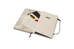 MOLESKINE BATMAN LIMITED EDITION HARD PL