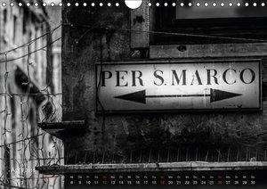 Utz, C: Venedig - Licht und Schatten (Wandkalender 2015 DIN