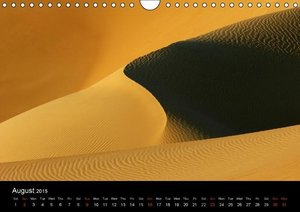 Beautiful Sahara (Wall Calendar 2015 DIN A4 Landscape)