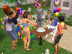 Die Sims 2 (Grundspiel)