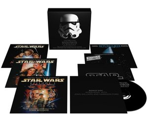 Star Wars-The Ultimate Soundtrack Coll.(10CD+1DVD)