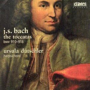 Die Toccaten BWV 910-916