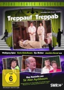 Treppauf Treppab