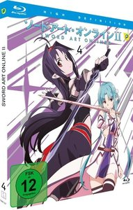 Sword Art Online - 2. Staffel - Box 4 (Blu-ray)