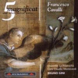 5 Magnificat und andere geistliche Werke