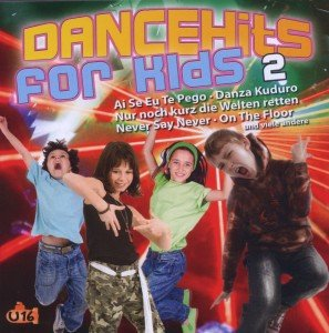 Countdown Singers, T: Dancehits For Kids Vol.2