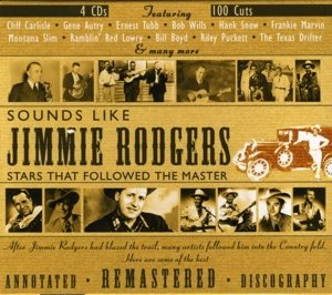 Sounds Like Jimmie Rodgers
