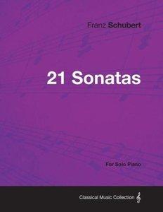 21 Sonatas - For Solo Piano