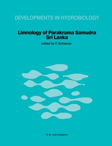Limnology of Parakrama Samudra - Sri Lanka