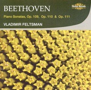Klaviersonaten op.109,110 & 111