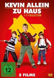 Kevin allein zu Haus 1-5 Collection