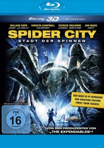 Spider City Real 3D