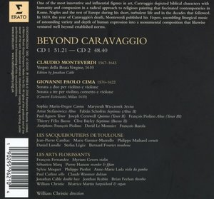 Beyond Caravaggio-Monteverdi Marienvesper