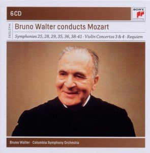 Bruno Walter conducts Mozart