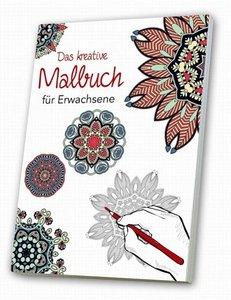 Das kreative Malbuch für Erwachsene Nr. 4