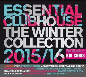 Essential Clubhouse-The Winter Collection 2015/16