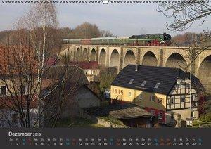 Oberlausitzer Eisenbahnen (Wandkalender 2016 DIN A2 quer)