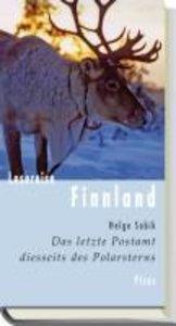 Lesereise Finnland. Das letzte Postamt diesseits des Polarsterns