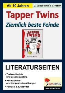 Tapper Twins - Literaturseiten