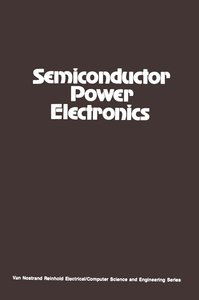 Semiconductor Power Electronics