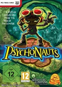 Psychonauts (Hybrid)