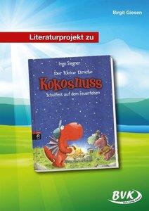 """Literaturprojekt zu """"Der kleine Drache Kokosnuss - Schulfest au"""