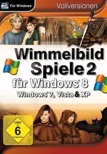 Wimmelbild Games 2 für Win 8