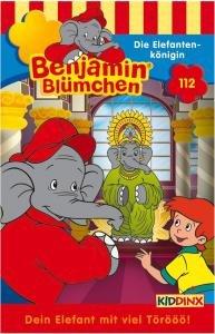 Folge 112: Die Elefantenkönigin
