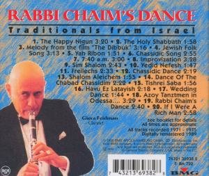 Rabbi Chaims Dance
