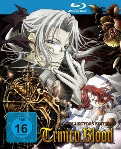 Trinity Blood - Box