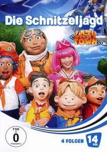 "Lazy Town Vol.14 ""Die Schnitzeljagd"""