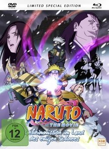 Naruto - The Movie. Geheimmission im Land des ewigen Schnees. Me