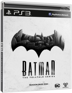 Batman: The Telltale Series (Season Pass Disc)