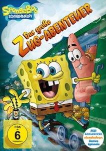 SpongeBob Schwammkopf - Das große Zug-Abenteuer