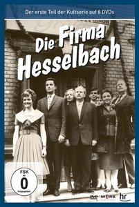 DIE FIRMA HESSELBACH (24 FOLGEN) (8-DVD-SOFTBOX)