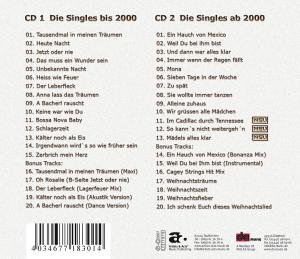 25 Jahre Rock'n'Roll-Die Singles