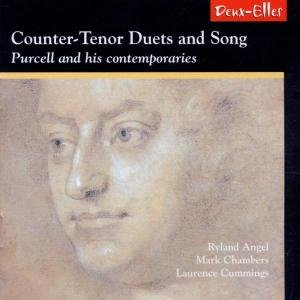 Counter-Tenor Duets/Purcell/+