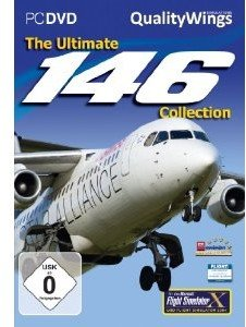 Fight Simulator X - FSX The Ultimate 146 Collection