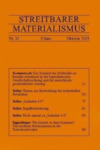 Streitbarer Materialismus Nummer 31