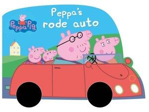 Peppa's rode auto / druk 1
