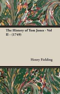 The History of Tom Jones - Vol II - (1749)