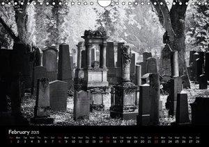Jewish Cemetery (Wall Calendar 2015 DIN A4 Landscape)