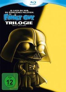 MacFarlane, S: Family Guy Trilogie - Ja, lach Du nur, du däm
