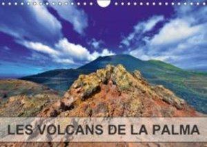 LES VOLCANS DE LA PALMA (Calendrier mural 2015 DIN A4 horizontal