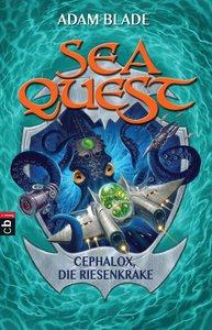 Sea Quest 01 - Cephalox, die Riesenkrake