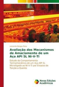 Avaliação dos Mecanismos de Amaciamento de um Aço API 5L Ni-V-Ti